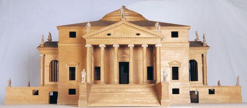 Villa Capra ditta La Rotonda