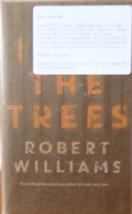 Into The Trees book jacket