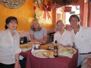 Donna, Von, Ellen & David